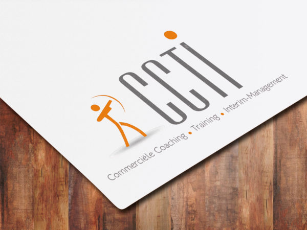 Logo ontwerp CCTI interim management