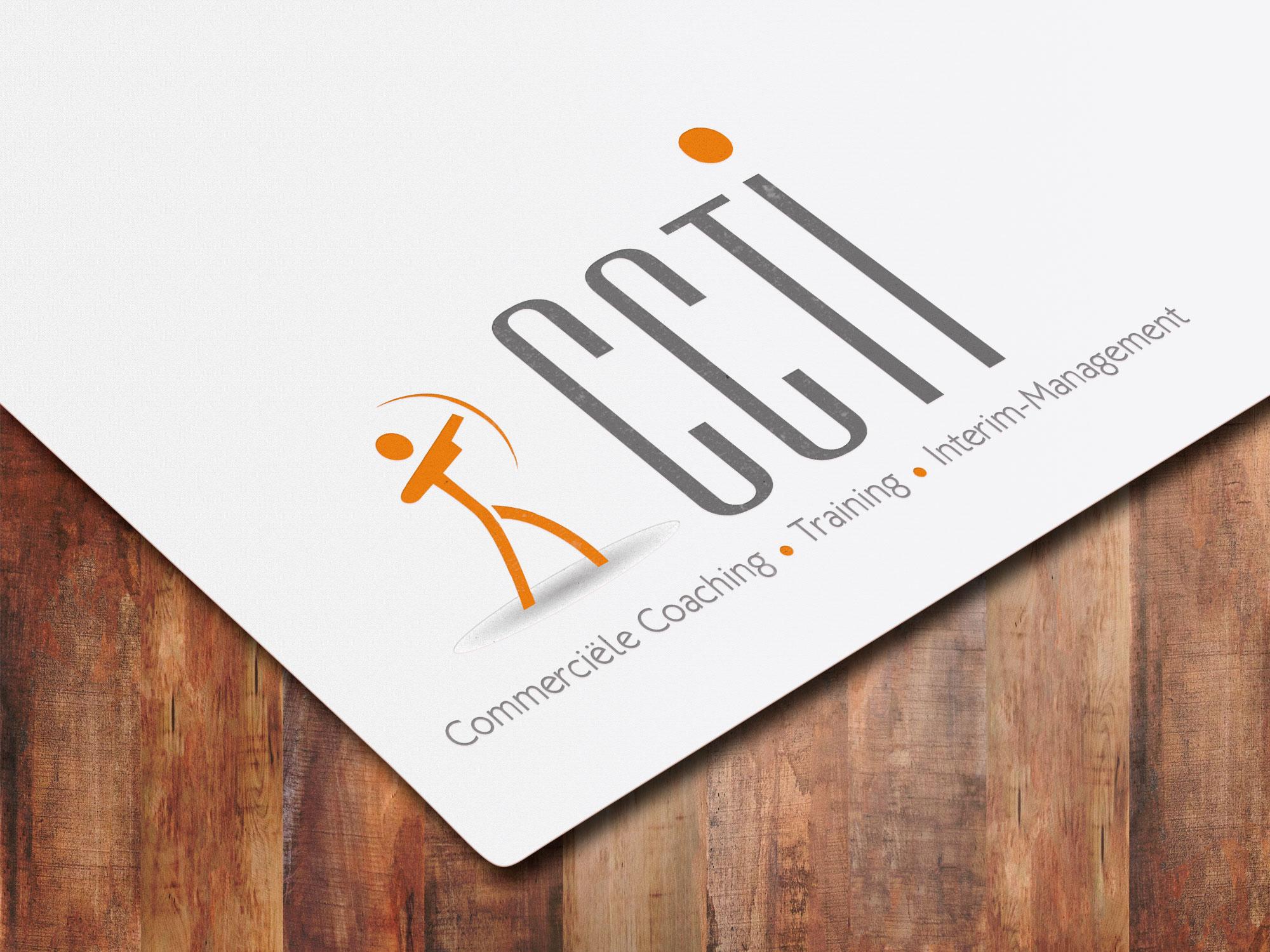 Logo ontwerp CCTI interim management