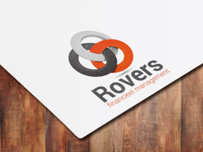 Logo ontwerp Rovers financieel management