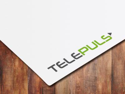 Logo ontwerp Telepuls Voip