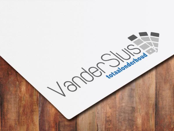 Logo ontwerp Vandersluis totaalonderhoud