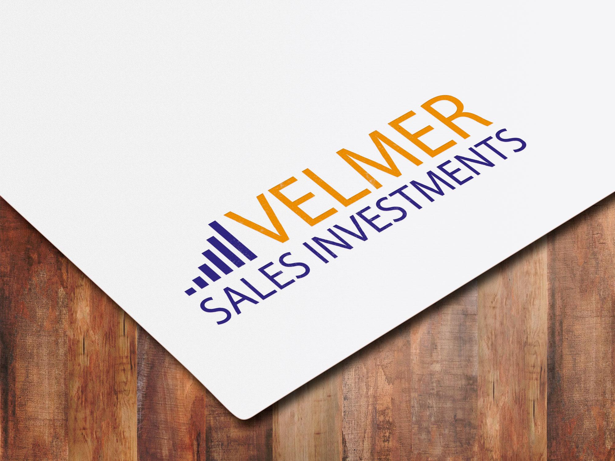 Logo ontwerp Velmer sales investments